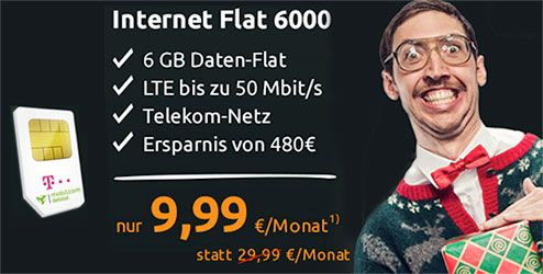 10gb telekom lte internet flat f r 15 99 telekom. Black Bedroom Furniture Sets. Home Design Ideas