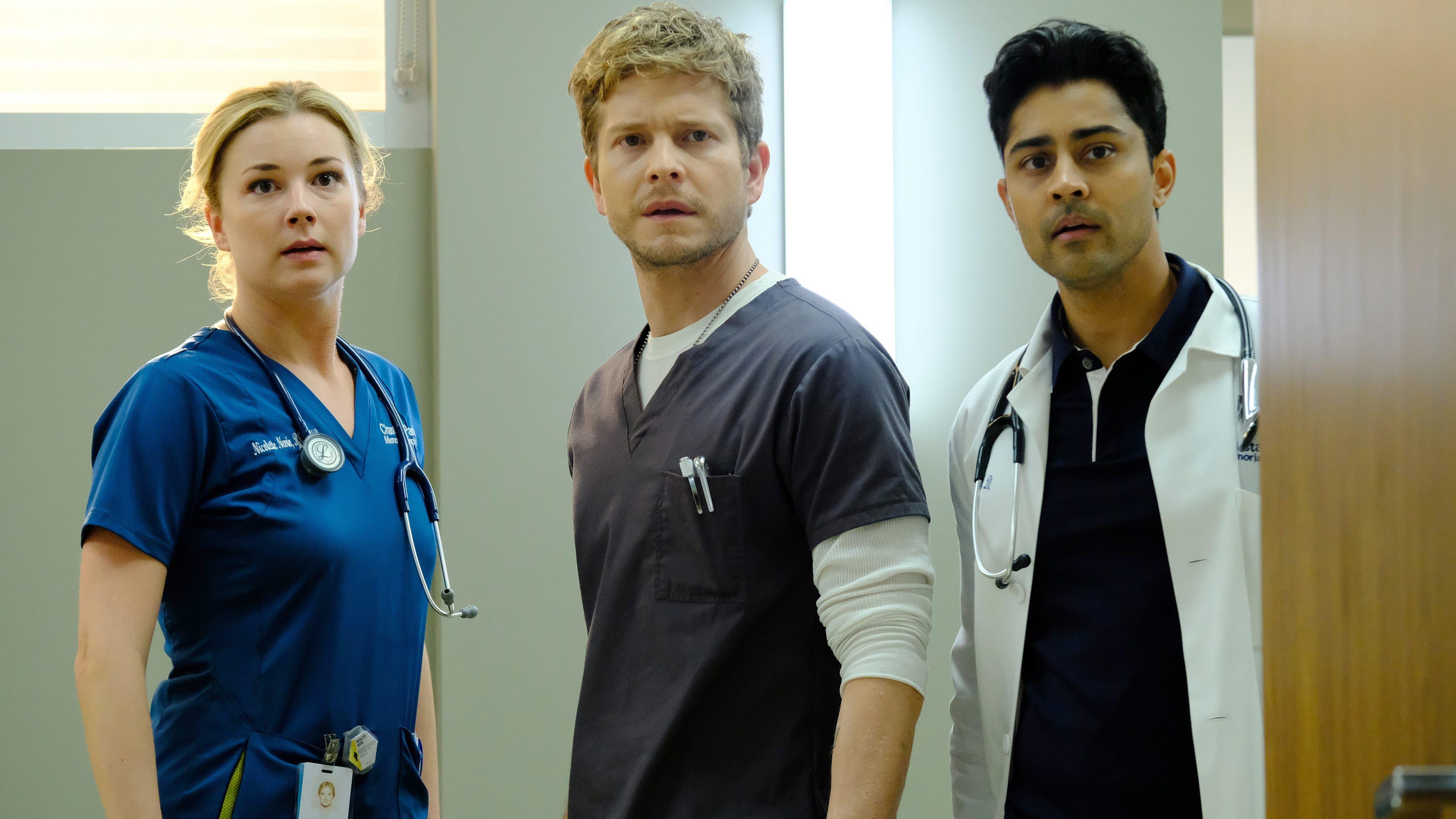 The Resident Matt Czuchry Grey S Anatomy Meredith Grey