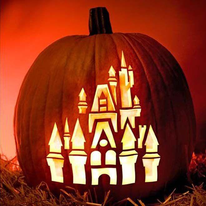 Cinderella S Enchanted Castle Pumpkin Costumes Disney