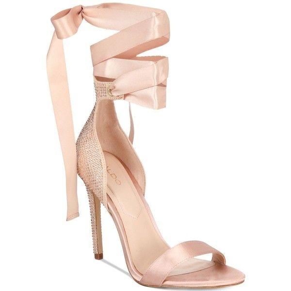 36fba2be10b Aldo Mirilian Tie-Up Dress Sandals (4