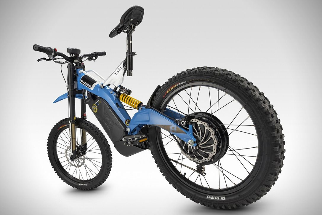50 Mph Electric Bikes | Motorcycle manufacturer Bultaco announced ...