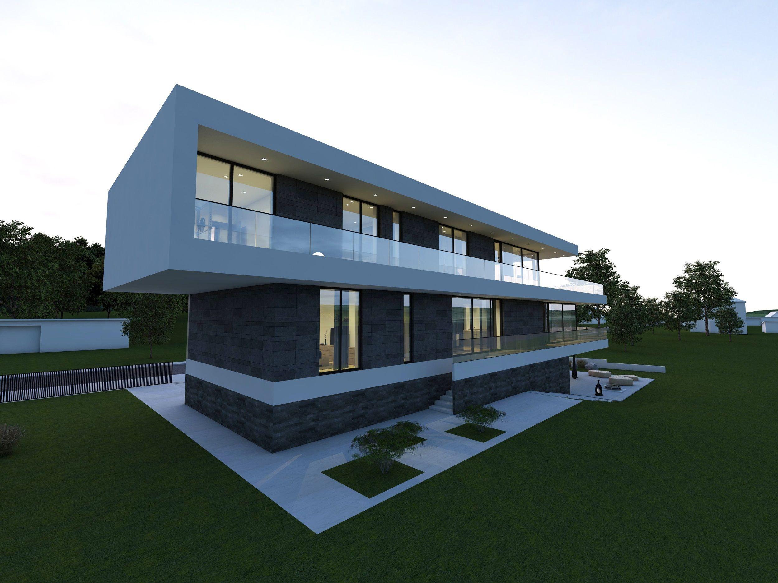 Architettura Case Moderne Idee villa g in kaunas, lithuania | interni