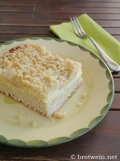 Photo of Silesian crumble cake with curd cheese and yeast from Blec …