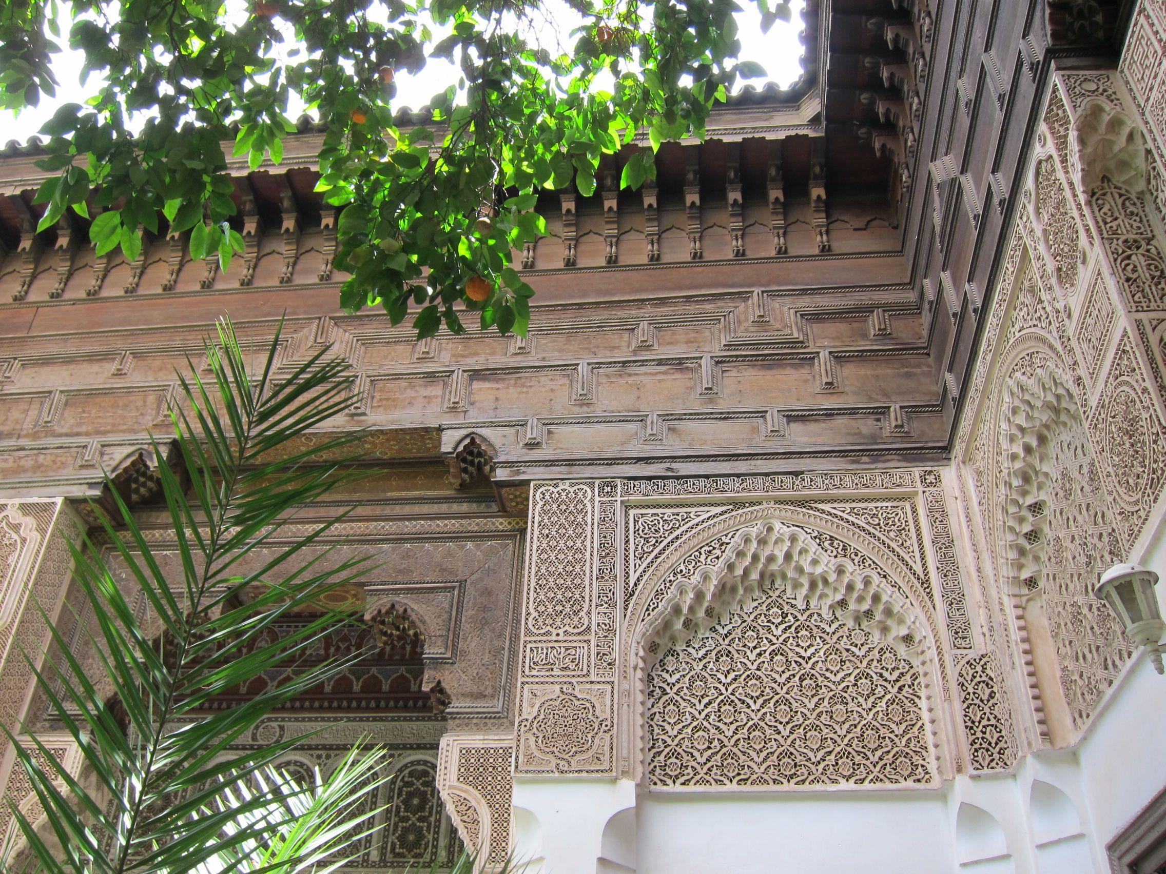 Amazing architecture Marrekesh Travel Pinterest