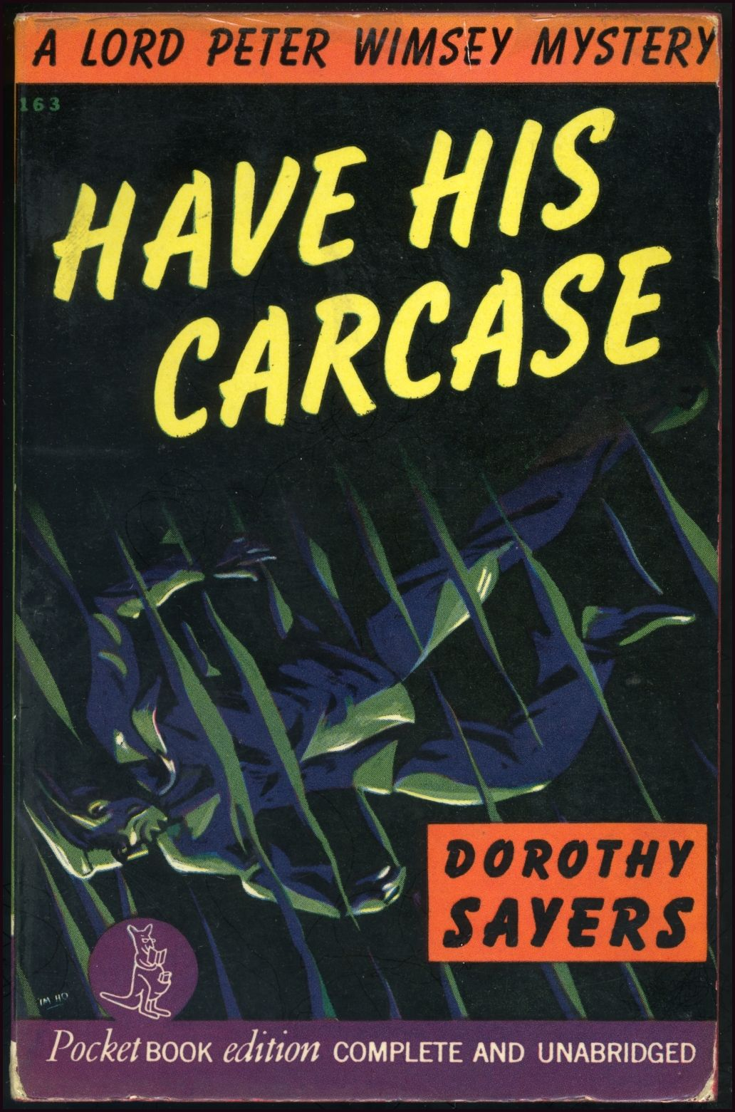 Have his carcase by dorothy sayers httpthegoldenagesite