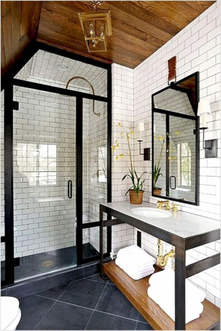 top farmhouse bathroom decor ideas modern farmhouse on beautiful farmhouse bathroom shower decor ideas and remodel an extraordinary design id=22822