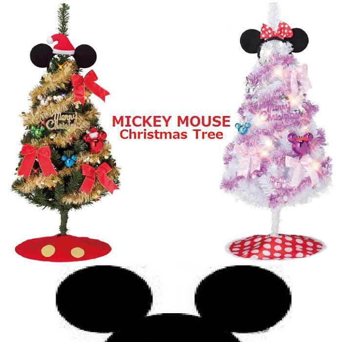 minnie mouse christmas tree - Google Search | Oh Christmas Tree ...