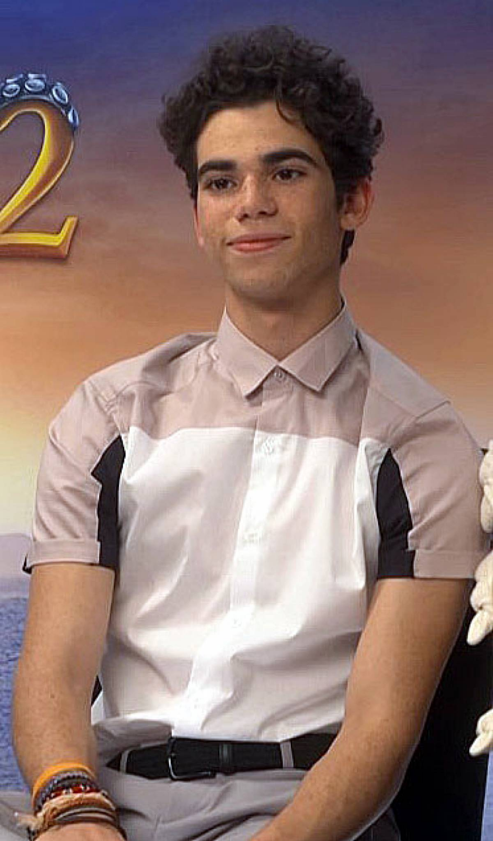 Actor Cameron Boyce dies in his sleep at the age of 20
