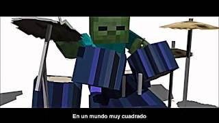 creeper vs zombie zarcort - YouTube