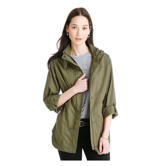 Next womens green coat