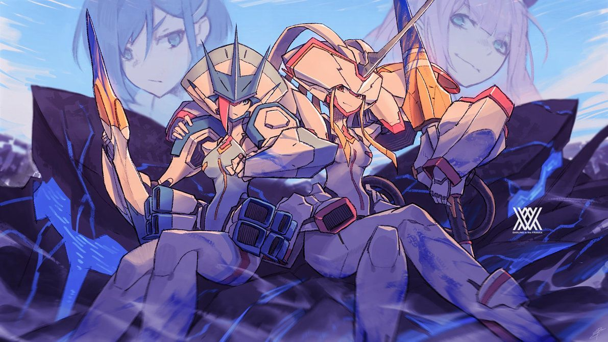 Absolute ZERO [A Darling in the FranXX Story] Darling in