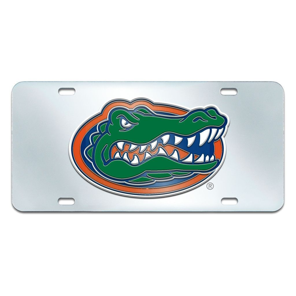 Florida Gators Vanity License Plate | Products | Pinterest | Vanity ...