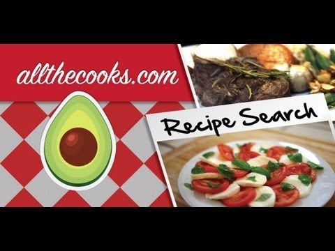 Allthecooks Android App Find Recipes By The Ingredients You Have At