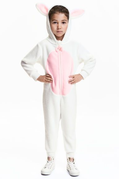 Rabbit costume - White/Rabbit - Kids | H&M GB