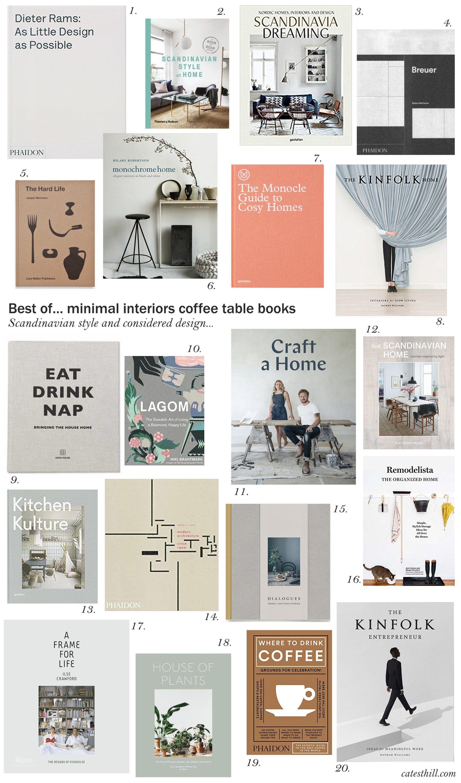 Best Of Minimal Interior Design Books Scandinavian Style And Considered