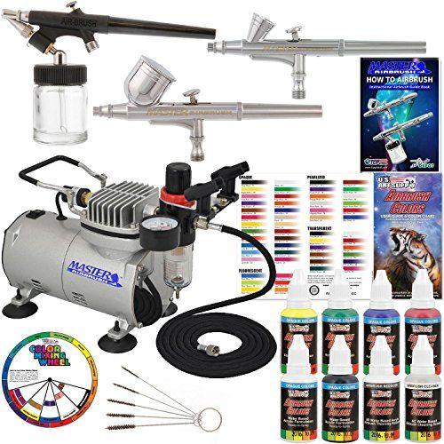 Master Airbrush Professional 3 Airbrush System with Compr... https://www.amazon.com/dp/B00EKT30JK/ref=cm_sw_r_pi_dp_kFoxxbNXRSVC5