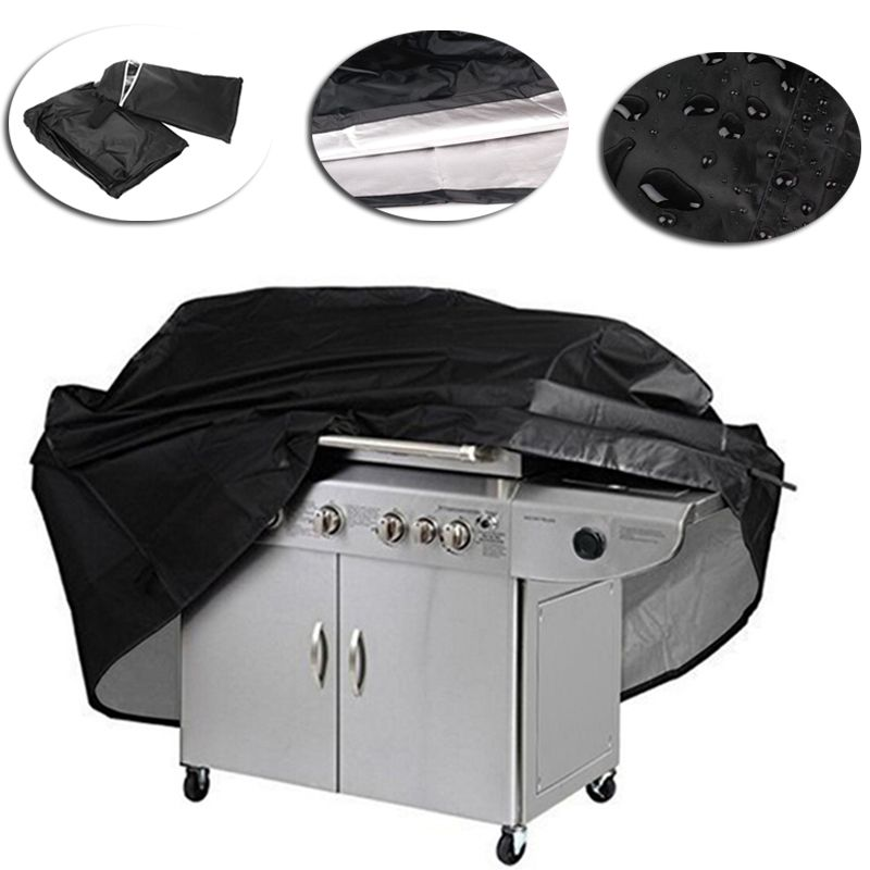 Imperméable Pluie Barbecue Grill Protecteur gaz charbon Electric Barbecue Grill Cover