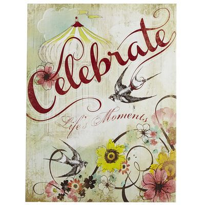 Celebrate Life Art