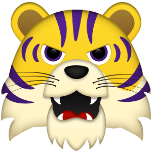 Image result for mike tiger emoticon