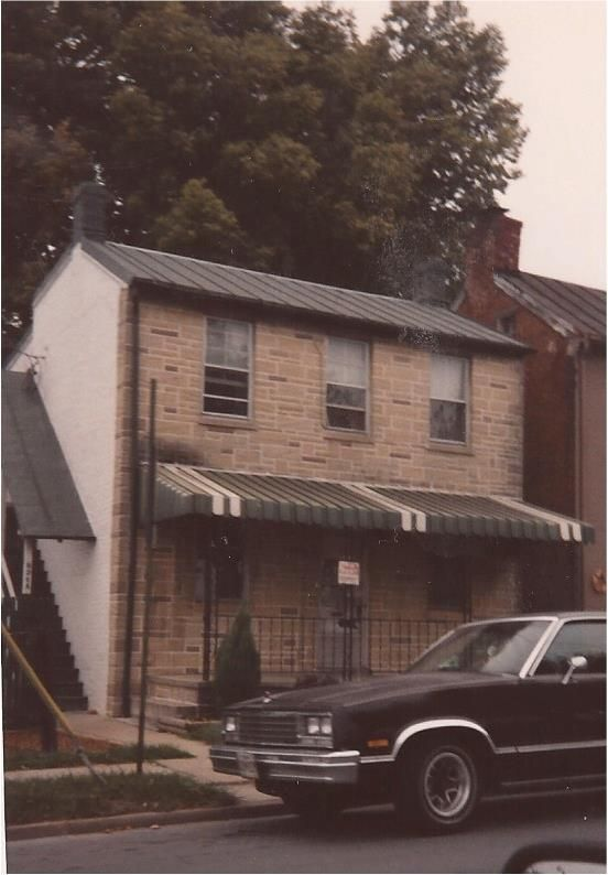 Country Singer Patsy Cline S Home In Frederick Md Where She Lived With Her First Husband Gerald Cline Patsy Cline Places My Home