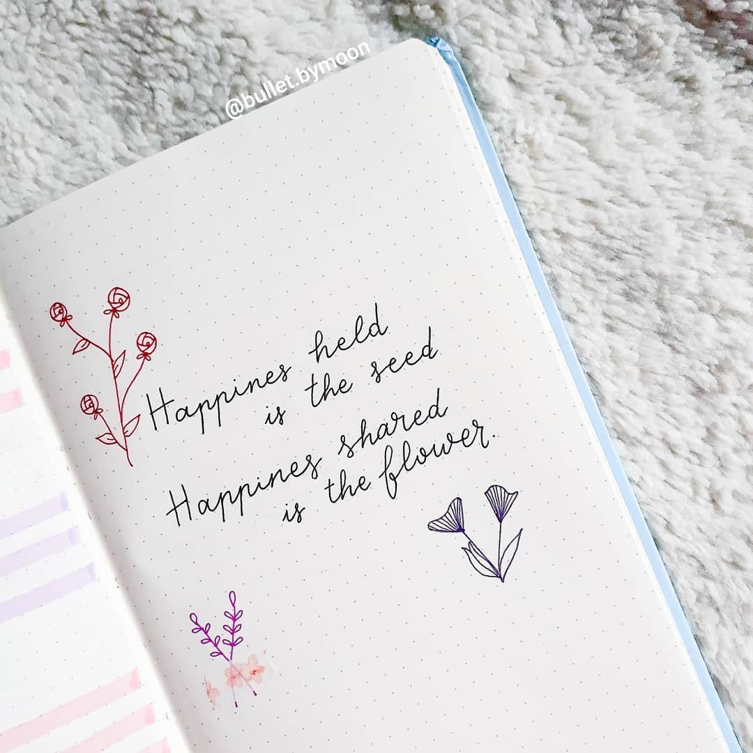 Bullet Journal Quotes 30 Inspirational Quotes