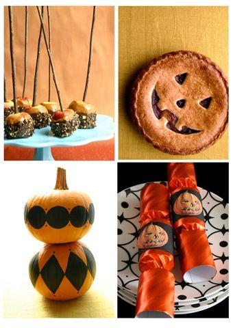 cute Halloween decor Halloween Tricks and Treats Pinterest