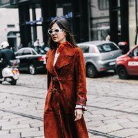 Superposiciones, combinaciones inesperadas (y poderosas) y todo lo que unos zapatos con lazo pueden hacer por tu look. ¡Esto es Milán!