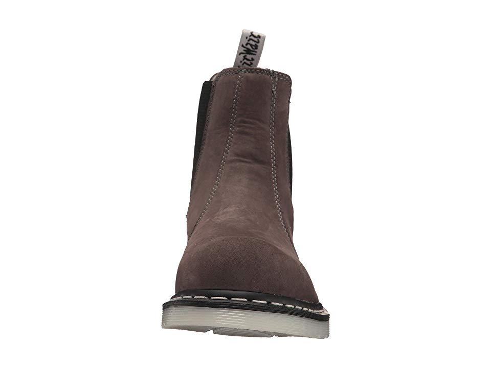 original better novel style Dr. Martens Work Arbor Steel Toe Chelsea Boot Women's Pull ...