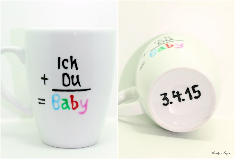 Tasse Geschenk Papa Baby Cups Ich Von Via Lovely Du 7gvbYf6y