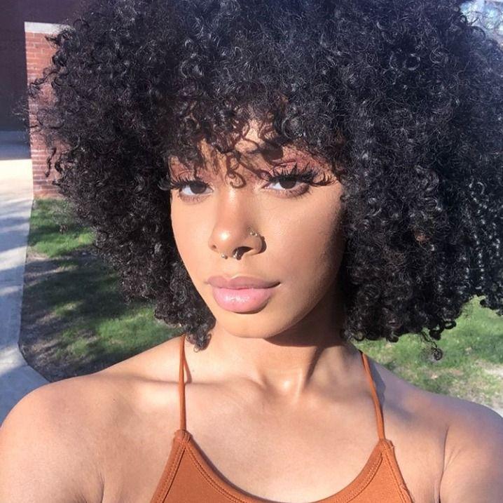 Black Girls Club Big Natural Hair Curly Hair Styles Naturally Beautiful Natural Hair