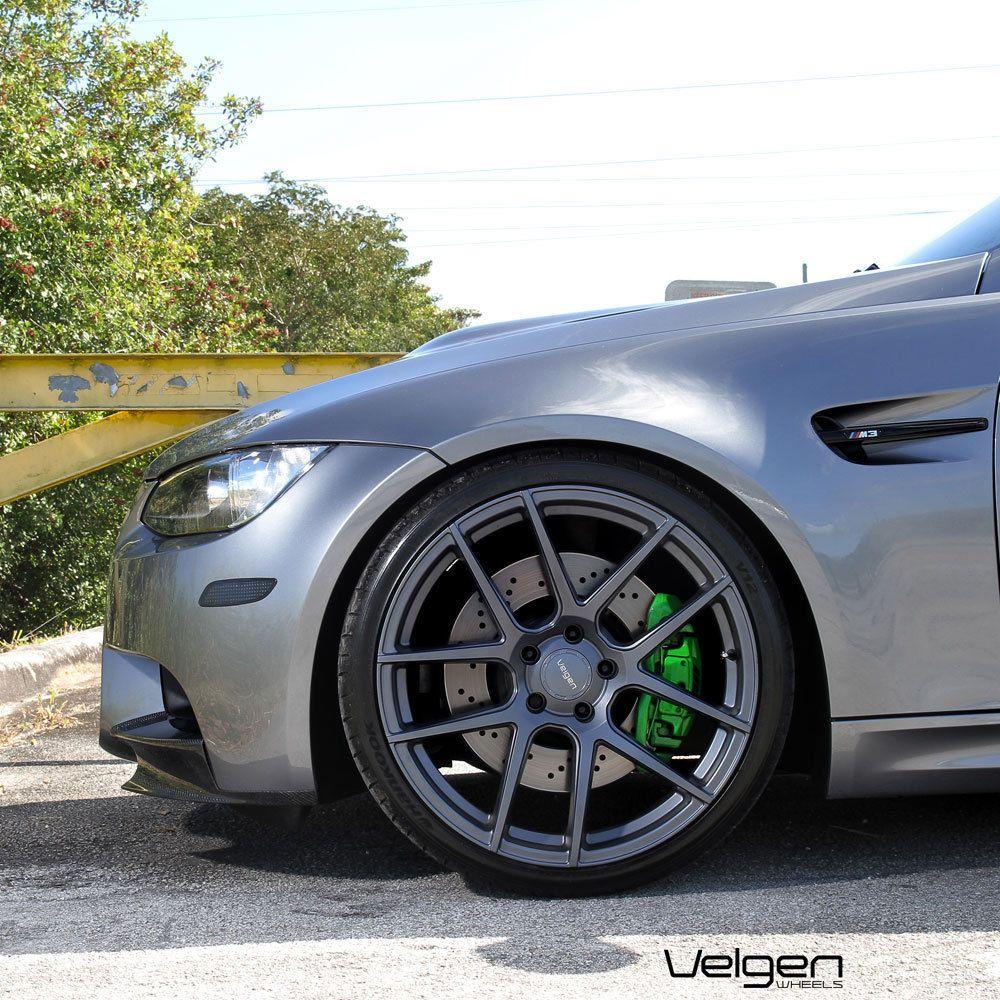 20 Velgen Vmb5 Gunmetal Concave Wheels Rims Fits Bmw E92 E93 M3