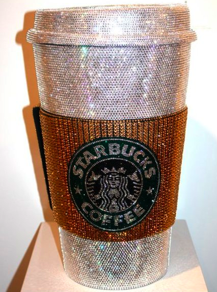 Got Diamonds In My Coffee Starbucks Pinterest
