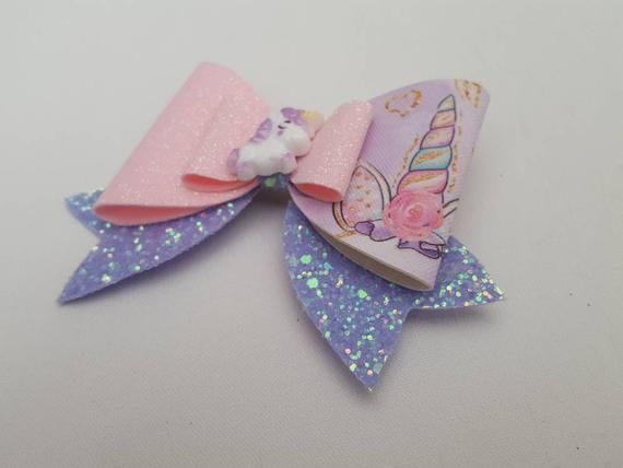 Bows on clips or bands can be for cochlear implants and