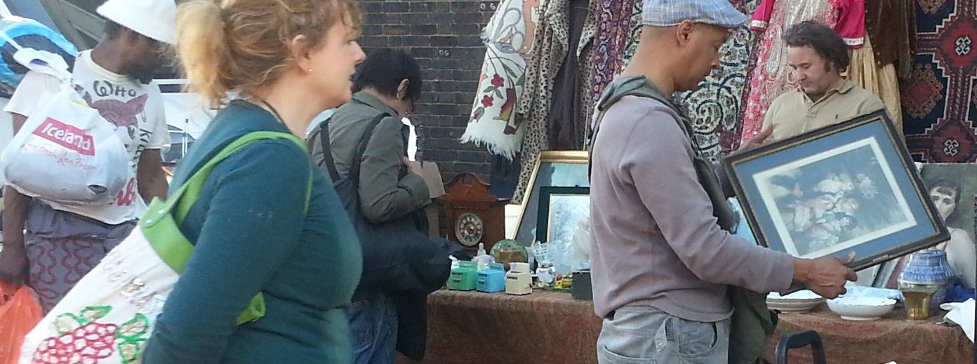 Eventbrite Registration | Brixton Booty - Car Boot Sales