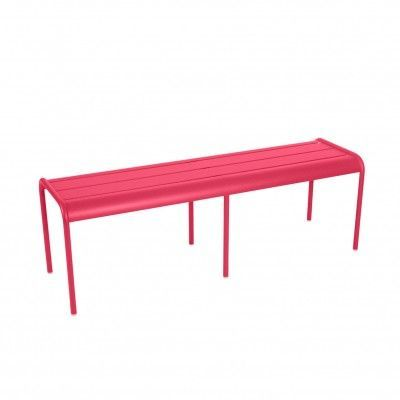 Fermob Luxembourg 3/4 Seater Garden Bench - Contemporary & Colorful#bench #colorful #contemporary #fermob #garden #luxembourg #seater