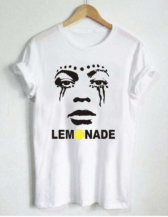 8be87905261f6 cover beyonce lemonade T Shirt Size S