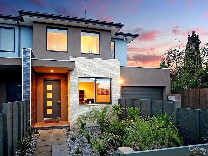 Fachadas de casas bonitas de dos pisos dos plantas for Fachadas de casas modernas de 2 pisos