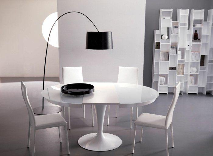 runder esstisch esstische rund runde esstische Wohnen - runder esstisch design ideen