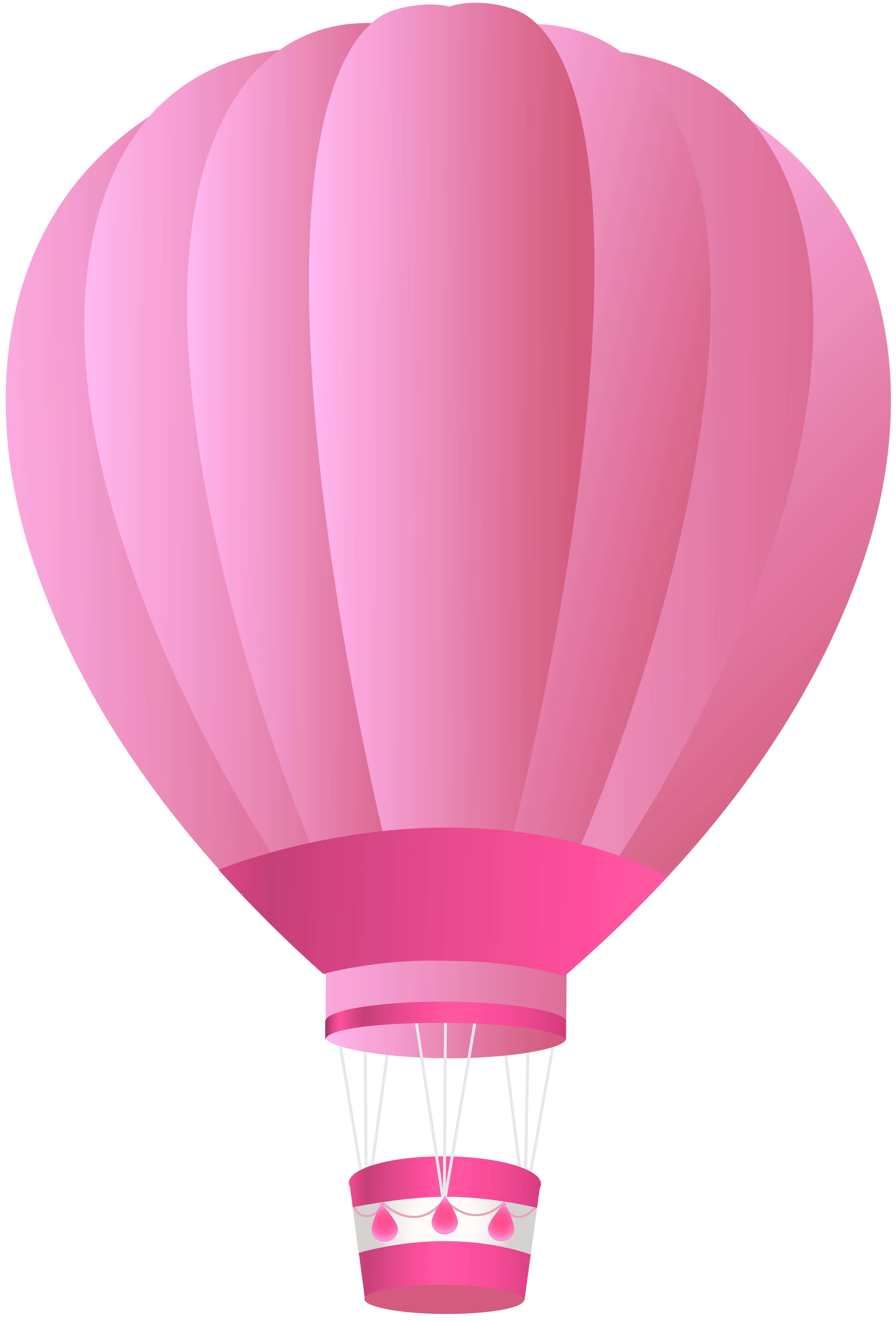 Pink Air Balloon Clip Art Png Image Gallery Yopriceville High Quality Images And Transparent Png Free Clipart Air Balloon Hot Air Balloon Clipart Balloons