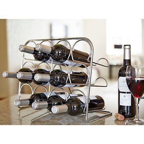 Buy Hahn Pisa 12 Bottle Wine Rack Online at johnlewis.com