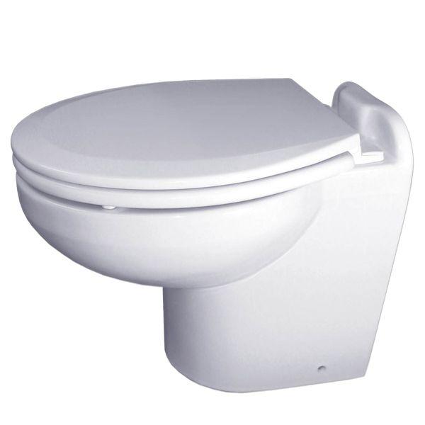 Review Of Raritan Marine Elegance Electric Marine Toilet Raritan Household China Bowl