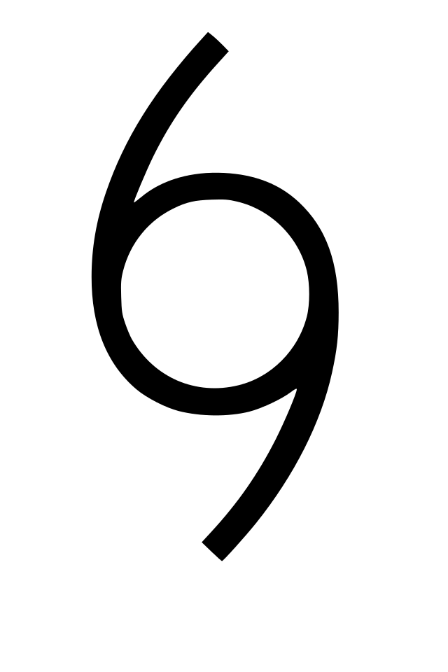 Typhon Symbol Simplified Representation Of A Hurricane As In Greek