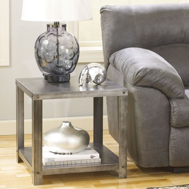 Hattney Square End Table Bernie And Phyls 16 Jennie