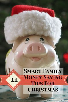 We all need to tighten our belts sometimes and if you're on a budget this Christmas then read these clever ways to save money as a family this Christmas