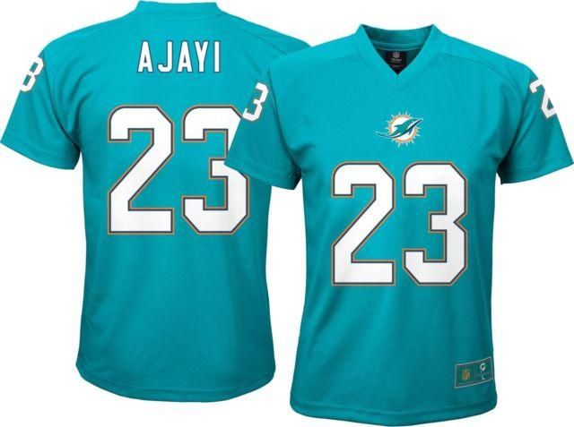 innovative design 16ab1 a7848 Miami Dolphins Youth Performance Ajayi Performance Jersey ...