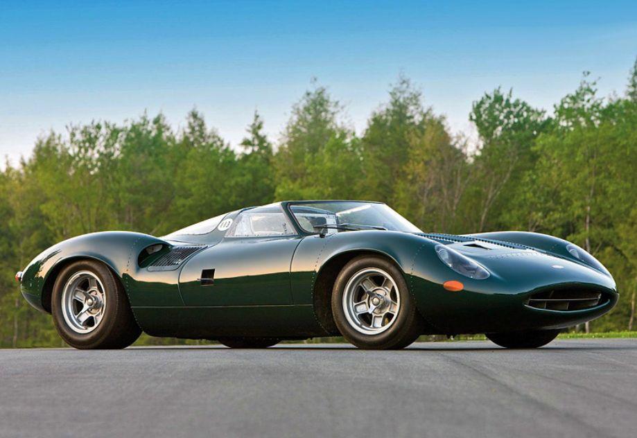 1966 Jaguar XJ13   Jaguar xj13, Classic cars, Classic sports cars