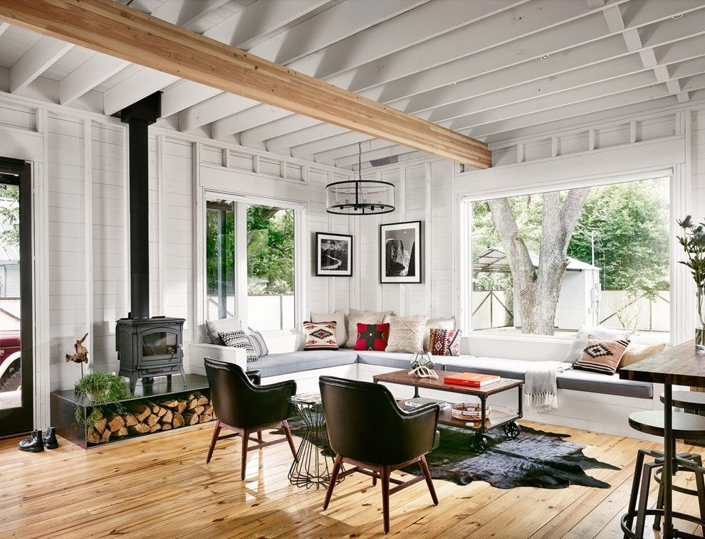 Cabin Paint Ideas Living Room Farmhouse With Large Windows Gorgeous Large Living Room Window Minimalist
