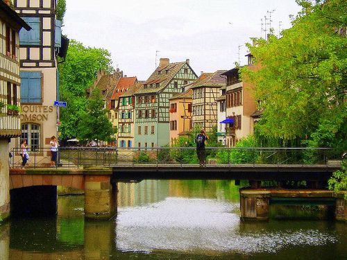 Strasbourg, France....  been there, want to go back!