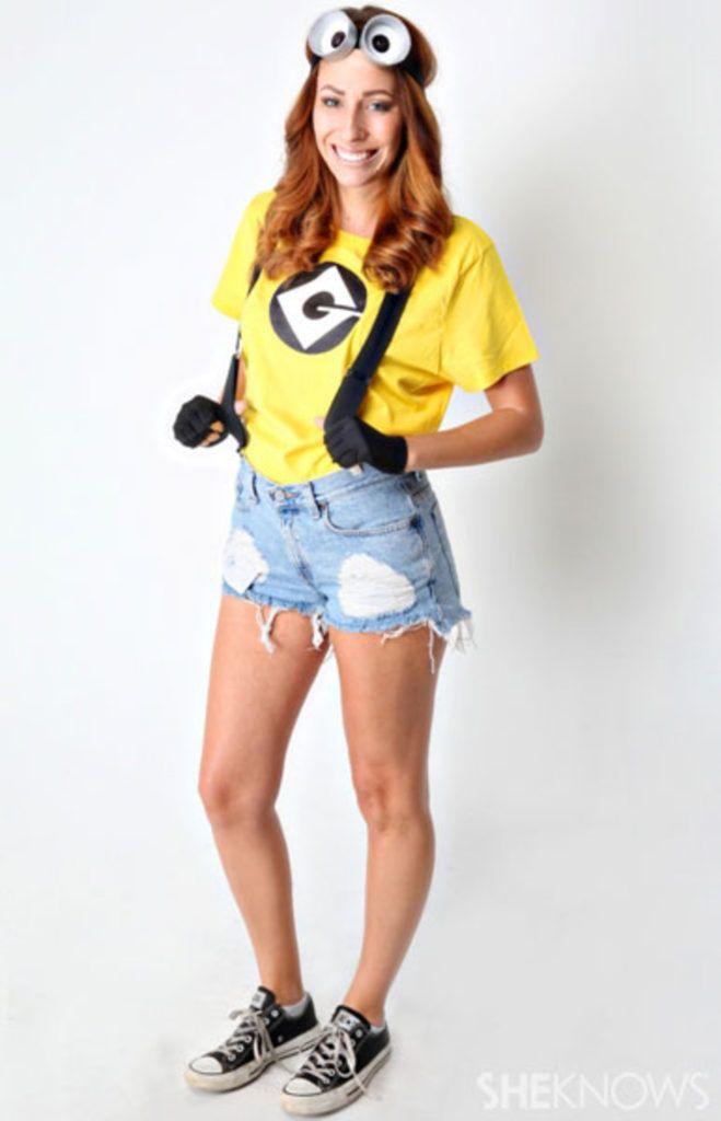41 Super Creative DIY Halloween Costumes for Teens \u2022teen girl
