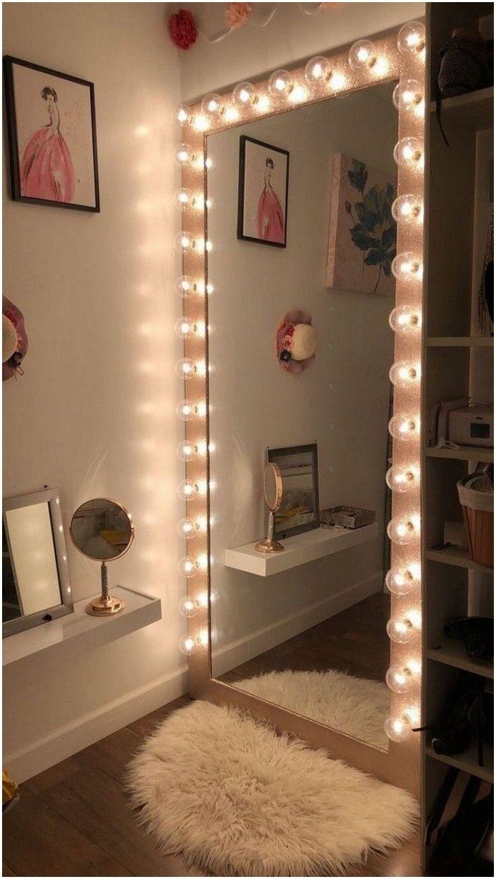 35 Teenage Girl Bedroom Ideas 24 Home And Garden In 2020 Pinterest Room Decor Makeup Room Decor Room Decor